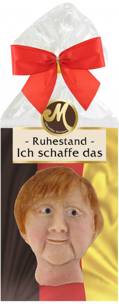 Die ¨Marzipan-Merkel¨