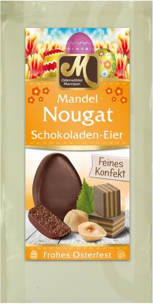Nougat Schokoladen Eier