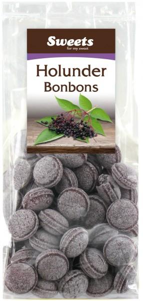 Elderberry candies