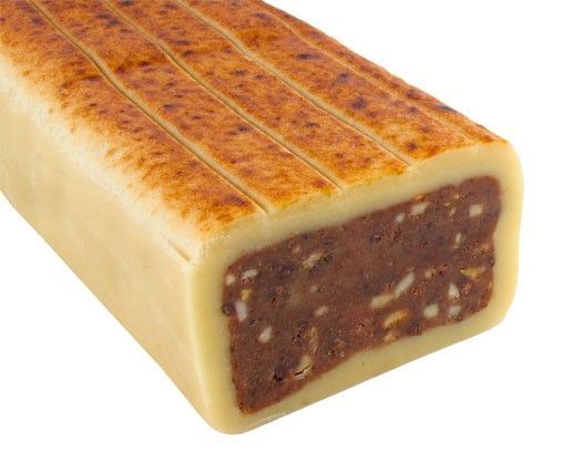 Pastetenbrot Kakao Mandel