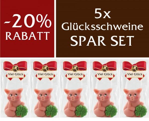 Schweine Spar Set