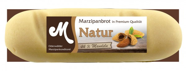 Marzipan loaf natural