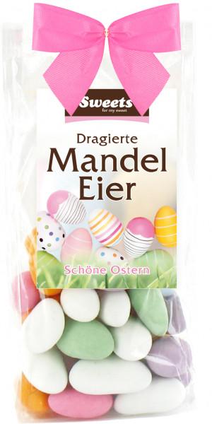 Dragierte Mandel Eier