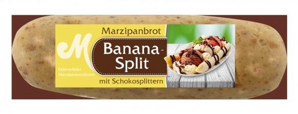 Bananasplit loaf