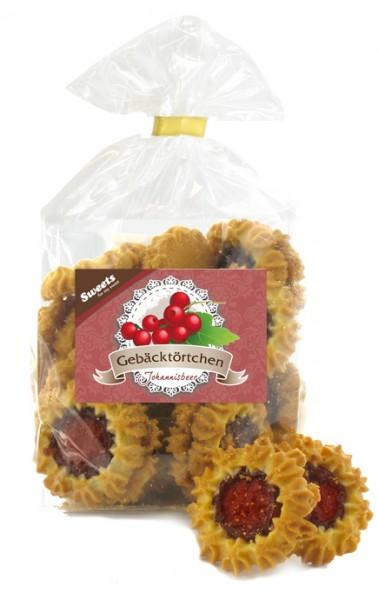 Redcurrant tartlets