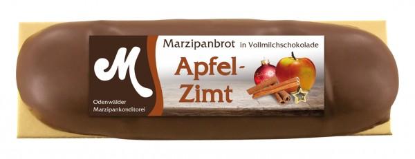 Apfel Zimt Marzipanbrot