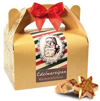 Geschenkbox Weihnachtssterne 200g