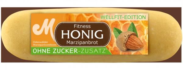 Honey-almond marzipan