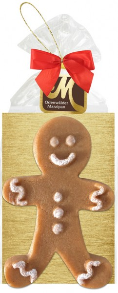 Mini Marzipan ¨Gingerbread-Man¨