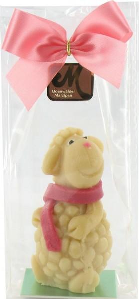 Schaf mit Schal
