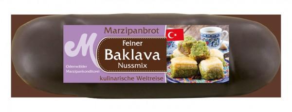 Baklava Marzipan loaf