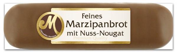 Nougat Marzipan loaf