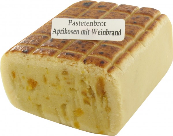Premium Pastetenbrot - Aprikosen Weinbrand