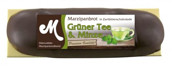 Grüner Tee & Minze Marzipanbrot