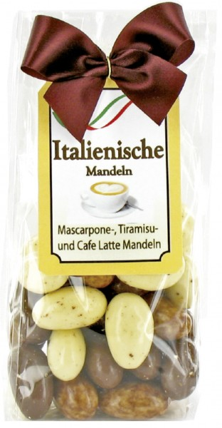 Italienische Mandelmischung