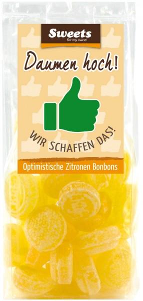 Zitronen Bonbons