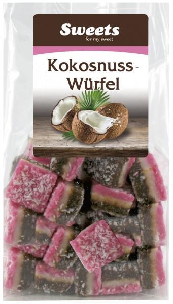 Kokosnuss Würfel