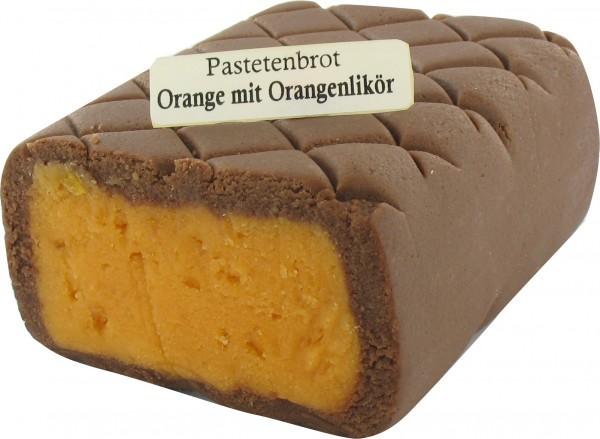 Premium Pastetenbrot - Orange mit Orangenlikör