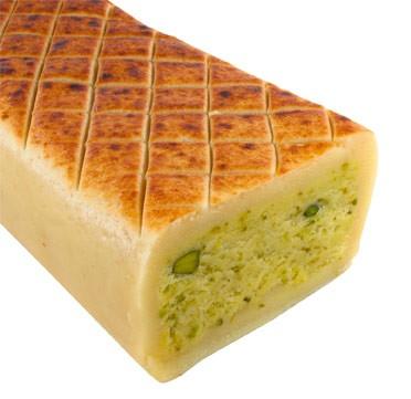Pastetenbrot Pistazie Weinbrand