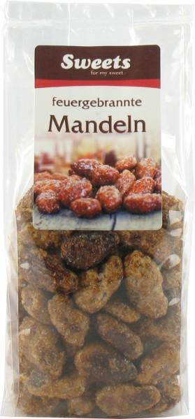Feuergebrannte Mandeln