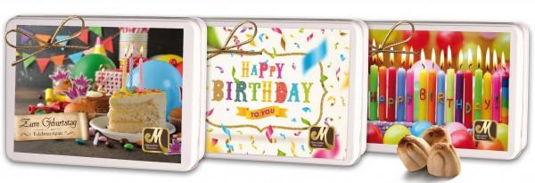 Gift tin ¨Happy Birthday¨