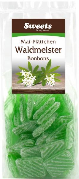 Mai-Plättchen ¨Waldmeister¨ Bonbons