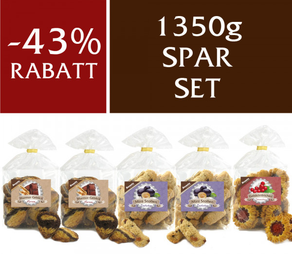 Spar Set Cookies